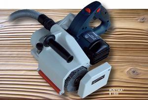 Braun Rustika B-1800 Portable Power Brushing Machine