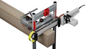 Lignatool Timber Cutting Guide for Chainsaws