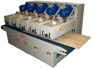 CM Macchine Rustic Texture Brushing Machines