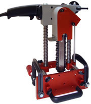 Cl&ing mechanism for door lock mortising.  sc 1 st  Timber Tools & Swiss 3-in-1 Chain Mortiser from TimberTools.com