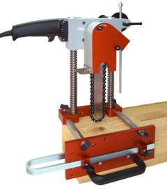 Swiss 3-in-1 Chain Mortiser KSM