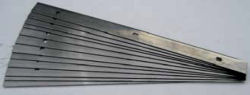 Planer Blades: Standard Extra for Mafell Planers