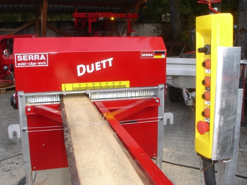 Duett Two-Sided Edger / Trimmer