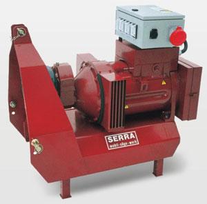 PTO-Driven Generator