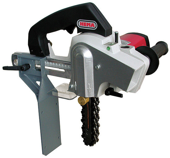 HEMA ZKS-15 Chain Mortiser