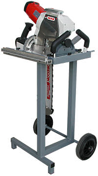 Trolly cart for HEMA KS-380 Chain Beam Saw