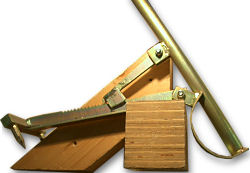 Rafter Tie Clamp