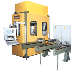 Krusimatic CNC Timber Processing center