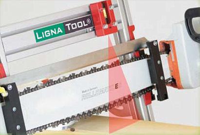 Lignatool Timber Cutting Guide For Chainsaws Timbertools Com