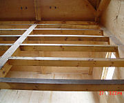 dovetail joinery rafters
