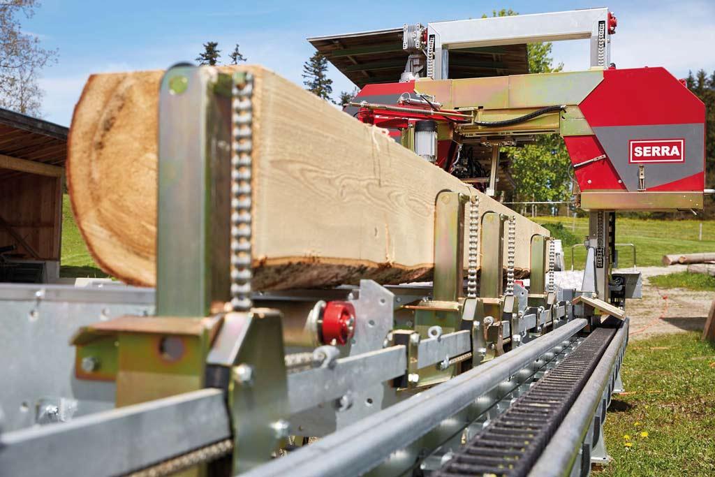 The Alpina Ke Kb 90 Serra Portable Sawmill Timbertools Com