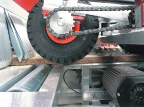 Duett Two Sided Edger Trimmer By Serra Sawmills